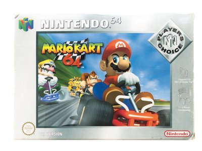 Mario Kart 64 (Player Choice)
