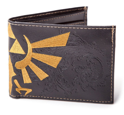 Zelda Triforce Wallet
