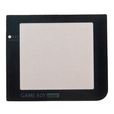 Gameboy Pocket Scherm Lens