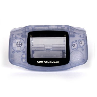 Gameboy Advance Shell Blueberry