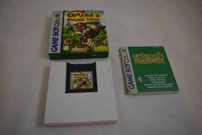 Conker's Pocket Tales