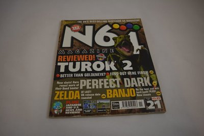 N64 Magazine Issue 21