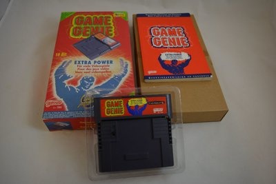 Game Genie (Complete)