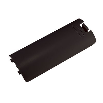Wii Remote Battery Cover (Black)