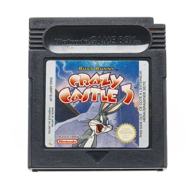The Bugs Bunny Crazy Castle 3