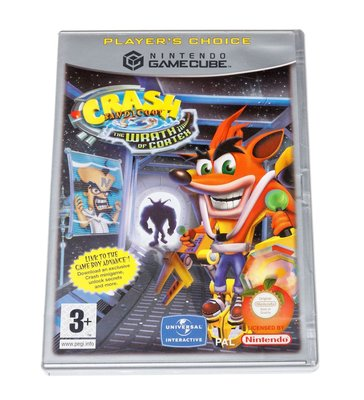 Crash Bandicoot Wrath of the Cortex (Player's Choice)