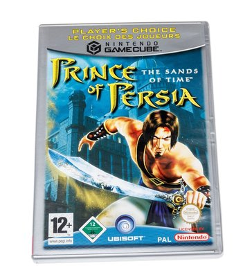 Prince of Persia Sands of Time (Player's Choice)