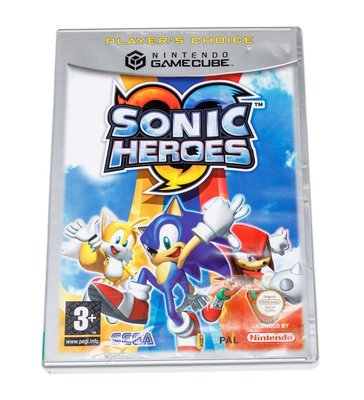Sonic Heroes (Player's Choice)