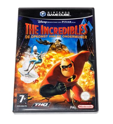 The Incredibles De Opkomst van de Ondermijner