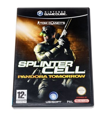 Tom Clancy`s Splinter Cell Pandora Tomorrow