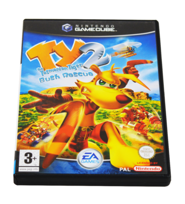 TY2 The Tasmanian Tiger