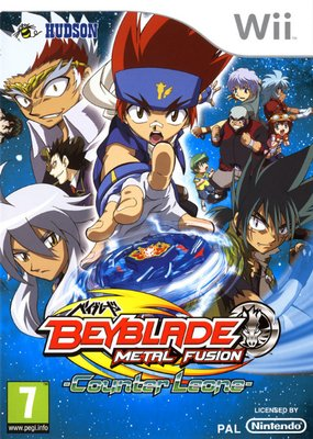 Beyblade: Metal Fusion - Counter Leone