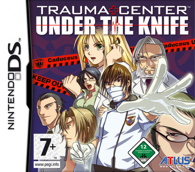 Trauma Center - Under the Knife
