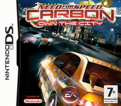 Need for Speed Carbon - Own the City