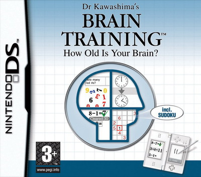 Dr Kawashima's Brain Training - How Old Is Your Brain