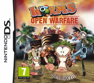 Worms - Open Warfare