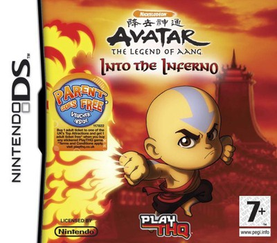 Avatar - The Legend of Aang - Into the Inferno