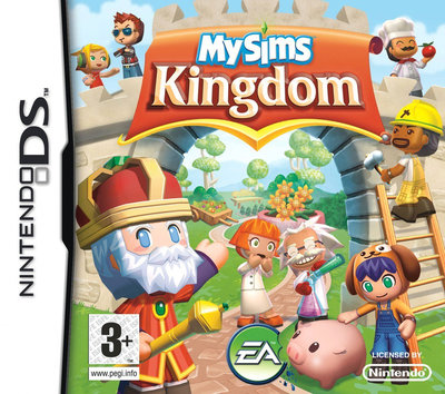MySims - Kingdom