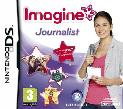 Imagine - Journalist