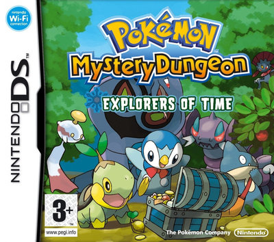 Pokémon Mystery Dungeon - Explorers of Time