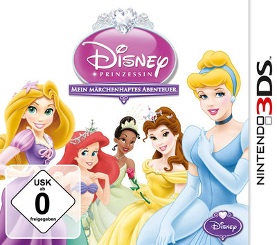 Disney Princess - My Fairytale Adventure