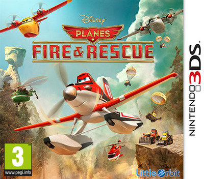 Disney Planes - Fire & Rescue
