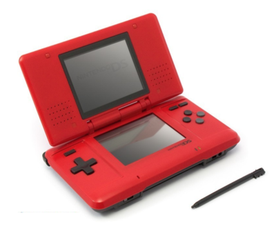 Nintendo DS Red