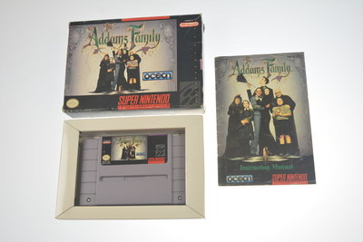 Addams Family [NTSC]