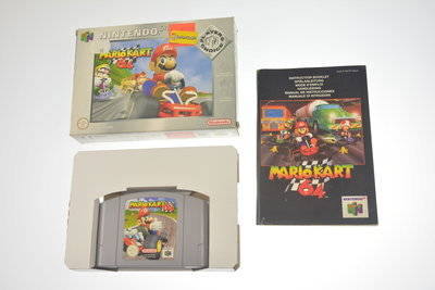Mario Kart 64 (Player's Choice)