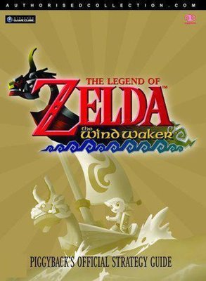 Zelda The Windwaker - Official Strategy Guide