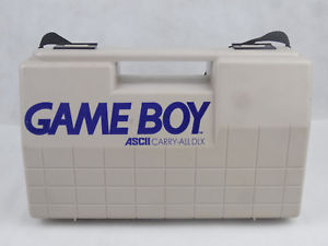 Gameboy Classic Portable Carry-All DLX