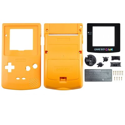 Gameboy Color Shell Yellow