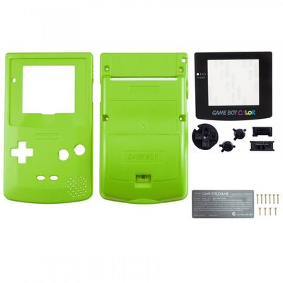 Gameboy Color Shell Lime