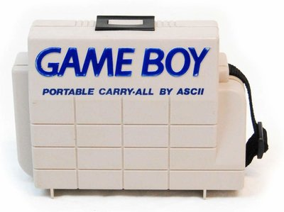 Gameboy Portable Carry-All