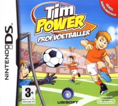 Tim Power Profvoetballer