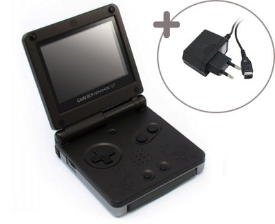Game Boy Advance SP: Limited Kingdom Hearts Edition