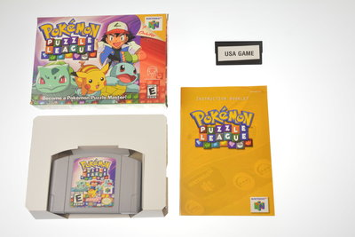 Pokemon Puzzle Leage [NTSC]