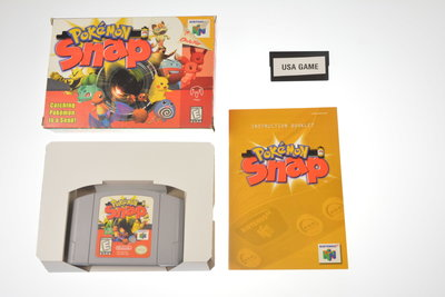 Pokemon Snap [NTSC]