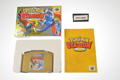Pokemon Stadium 2 [NTCS]