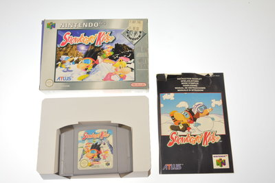Snowboard Kids (Player's Choice)
