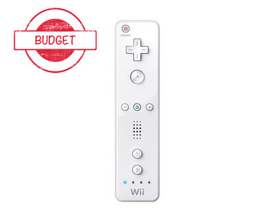Nintendo Wii Remote Controller White [Budget]