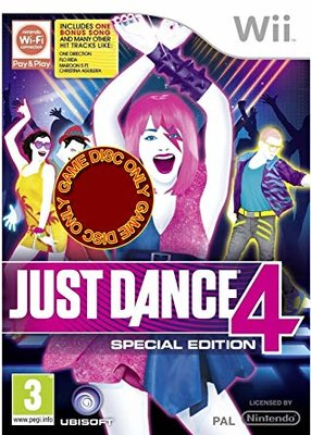 Just Dance 4 - Special Edition