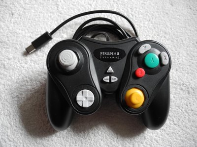Aftermarket Gamecube Controller