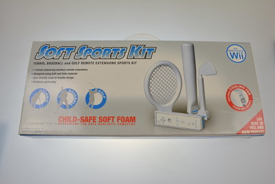Soft Sports Kit for Nintendo Wii
