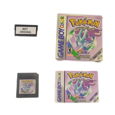 Pokemon Crystal (Outlet)