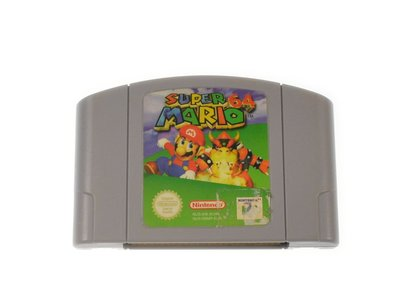 Super Mario 64 (Outlet)