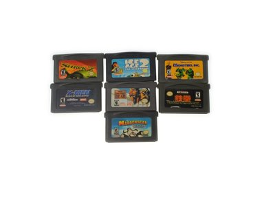 Lot GBA Games (Outlet)