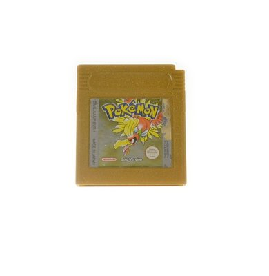 Pokemon Gold (Outlet)