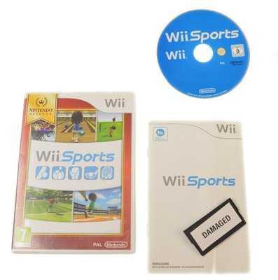 Wii Sports (Outlet)