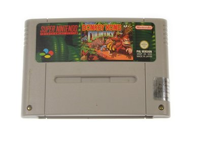 Donkey Kong Country (Outlet)